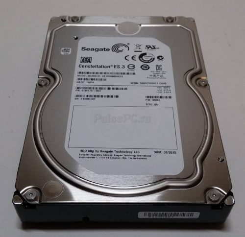 Seagate Constellation ES.3 ST2000NM0033 128 кэш