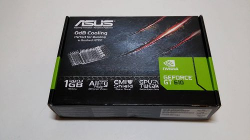 ASUS nVidia GeForce GT-610