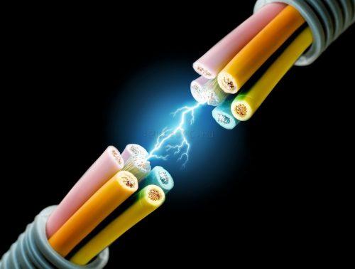 Снимок электрического тока