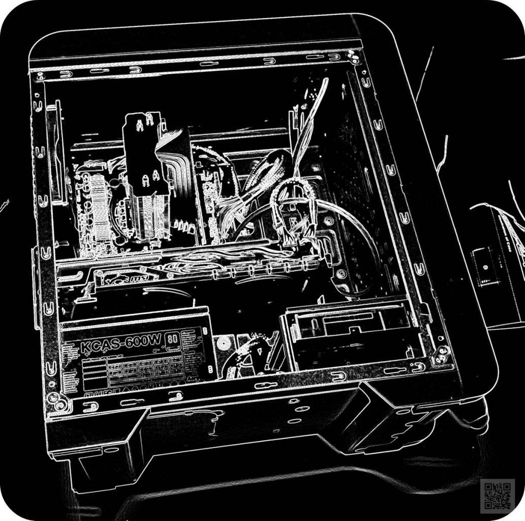 Игровой компьютер 2016 за 50000 р.