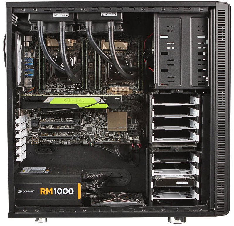 Компьютер с nVidia Quadro M6000