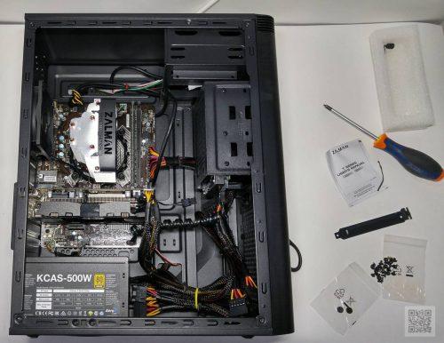собрать компьютер онлайн конфигуратор тюмень