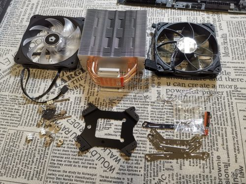 Вентилятор комплектуется большим количество винтов