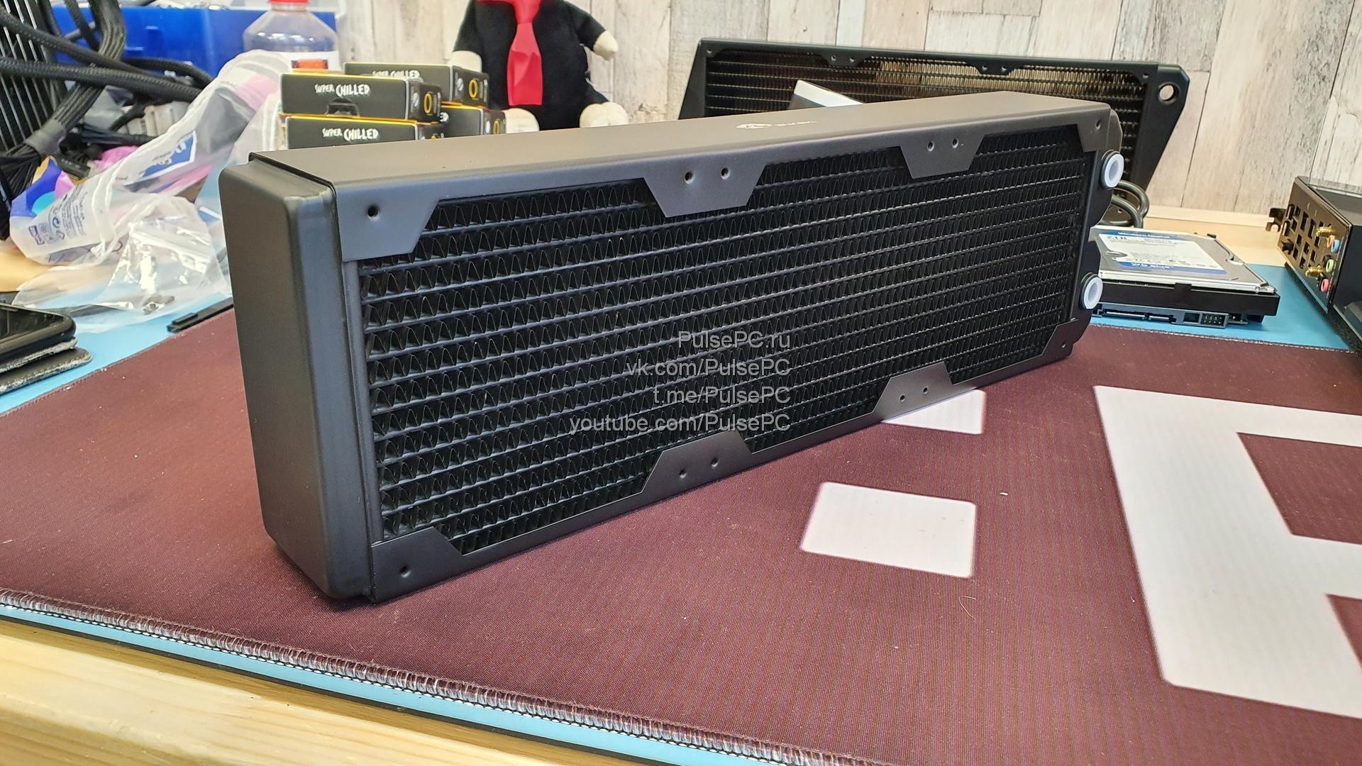 Второй радиатор